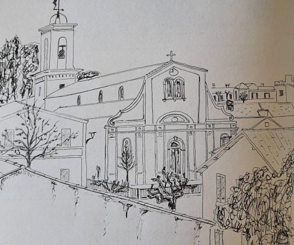 Eglise de Calas